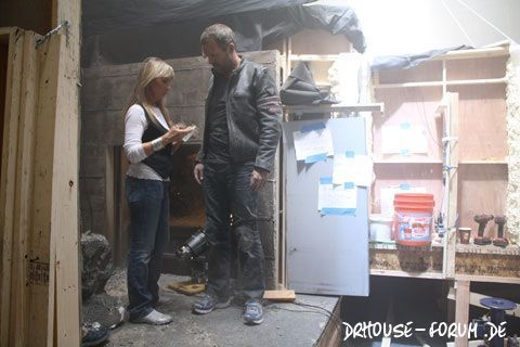 House 6x22 - 'Help Me' Behind the Scenes