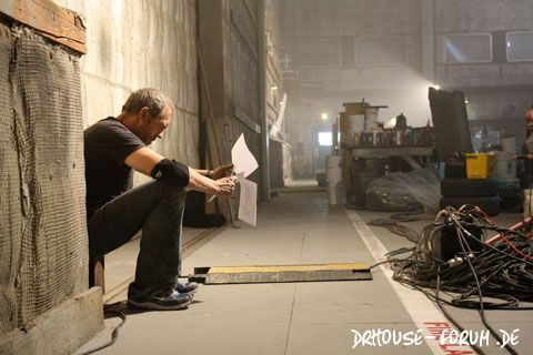 House 6x22 - 'Help Me' Behind the Scenes