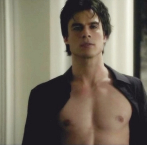 Ian - Damon_Shirtless ♥ - ian-somerhalder Photo