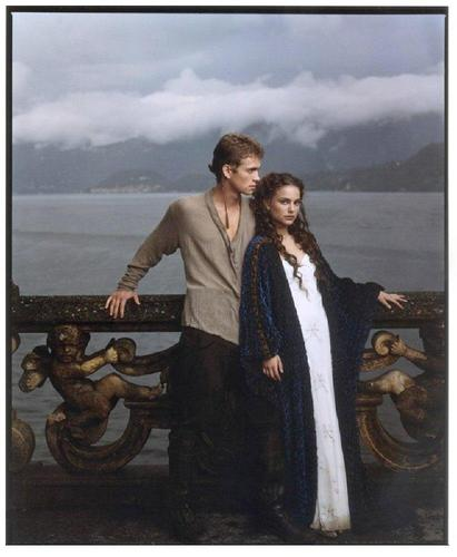 Anakin and Padme wallpaper called Italy Photoshoot