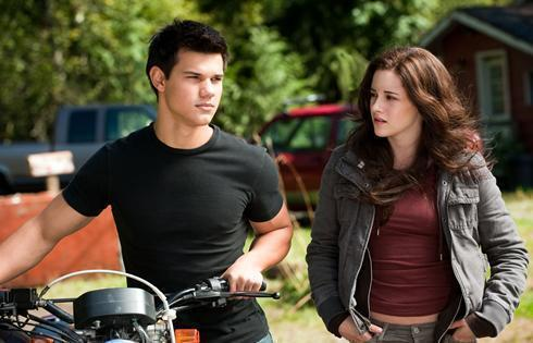 Jacob and Bella new Eclipse still