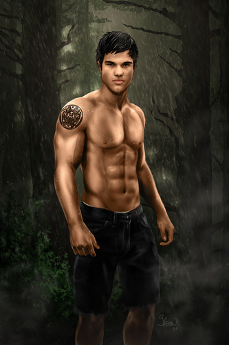 Jacob - taylor-lautner Fan Art