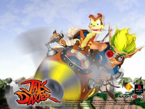 Jak And Daxter The Precursor Legacy Hd Wallpaper: Jak And Daxter Images Jak And Daxter HD Wallpaper And