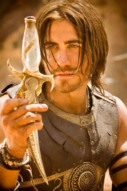 Jake in Prince of Persia