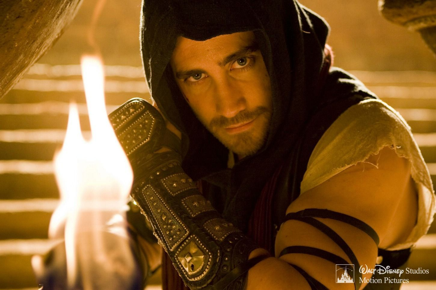 Hollywood White washing every Prince Of Persia Jake Gyllenhaal Hair