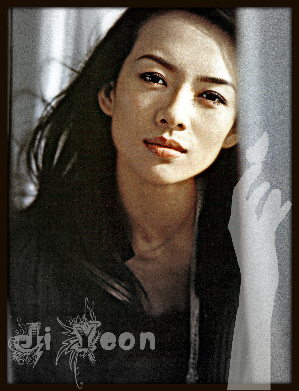 """Ji Yeon from """"Not All Those Who Wander Are Lost"""""""