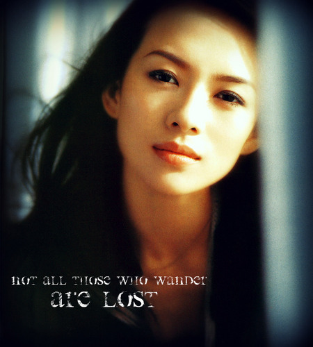 "Ji Yeon from ""Not All Those Who Wander Are Lost"""