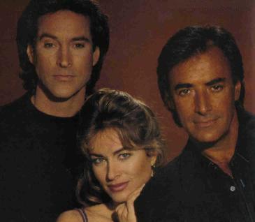 John, Kristen, and Tony
