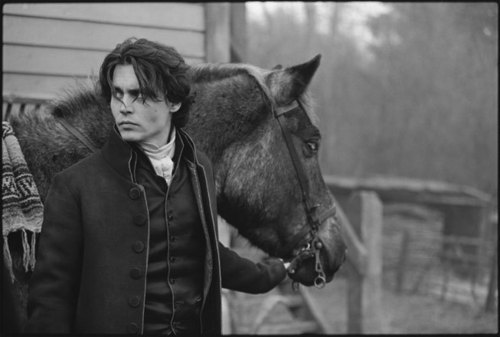 Johnny Depp & 'Gunpowder'
