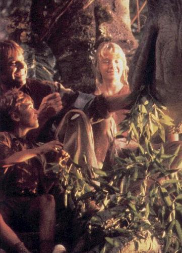 Jurassic Park,(Still Shots.)