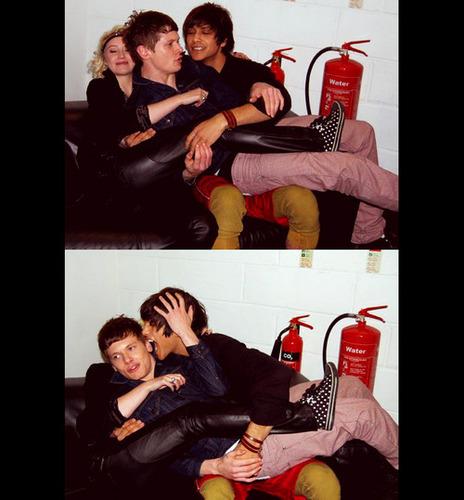 Kaya, Jack & Luke