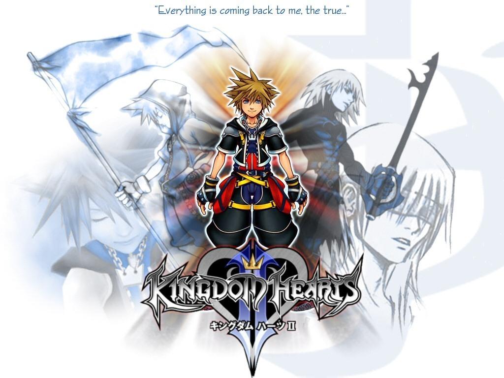 Kingdom Hearts 2: The True