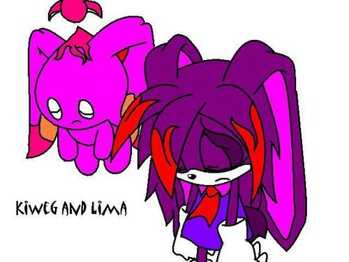 Kiweg and Lima :D