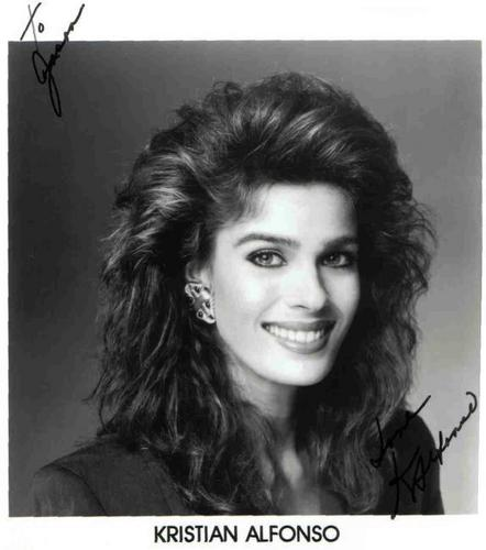 Days of Our Lives hình nền called Kristian Alfonso / Hope