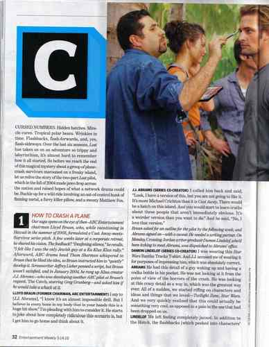 """LOST EW's """"Complete Viewer's Guide"""" Scan"""