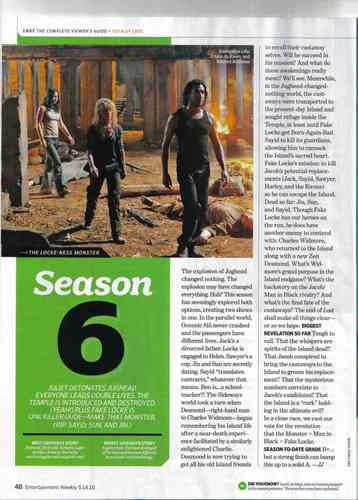 "LOST EW's ""Complete Viewer's Guide"" Scan"