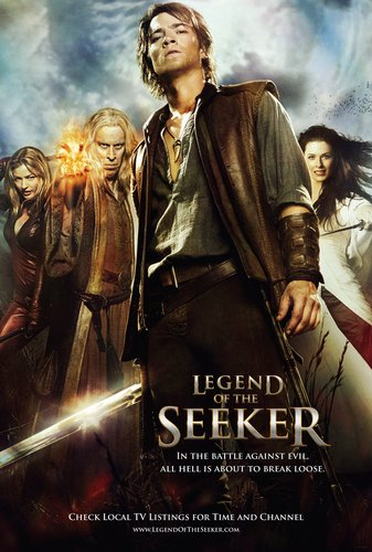 Legend of the Seeker – l'Épée de Vérité