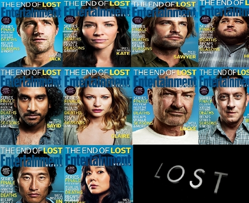 Lost-EW Covers