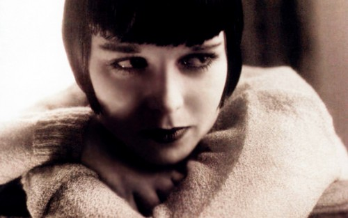 Louise Brooks wallpaper titled Louise Widescreen Wallpaper