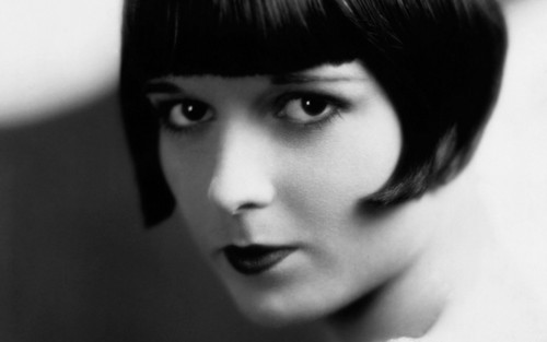 Louise Brooks Обои entitled Louise Widescreen Обои
