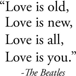 Sad Beatles Quotes. QuotesGram Sad Songs About Love