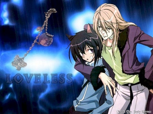 Loveless - Ritsuka x Soubi