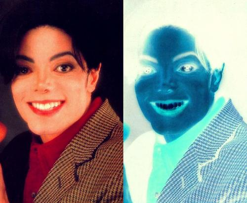 MJ - Awesome Inverted Colors(色)
