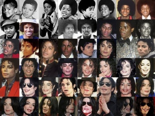 Michael Jackson wolpeyper entitled MJ all looks