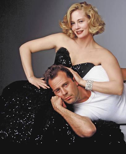 Maddie and David
