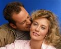 Maddie and David - moonlighting photo