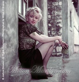 Marilyn Monroe karatasi la kupamba ukuta entitled Marilyn