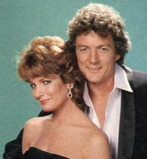 Days of Our Lives hình nền entitled Marlena and Roman