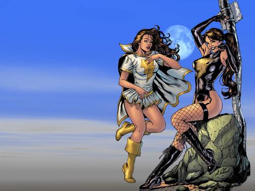 Mary & Mistress Marvel
