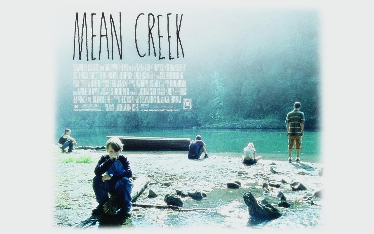 Risultati immagini per MEAN creek poster