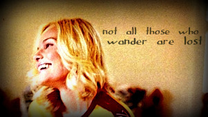 """Megan from """"Not All Those Who Wander Are Lost"""""""