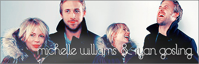 Michelle Williams&Ryan sisiw ng gansa