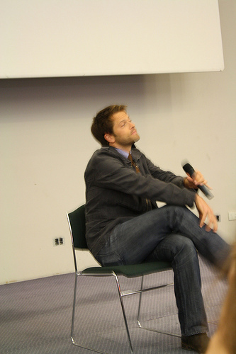 Misha at AHBL2 Con 2010