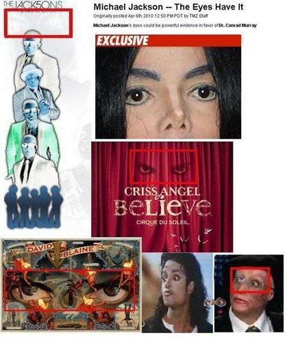 Mj hoax mix pics and documents