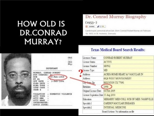Mj hoax mix pics and documents