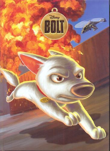 mais disney Bolt <3