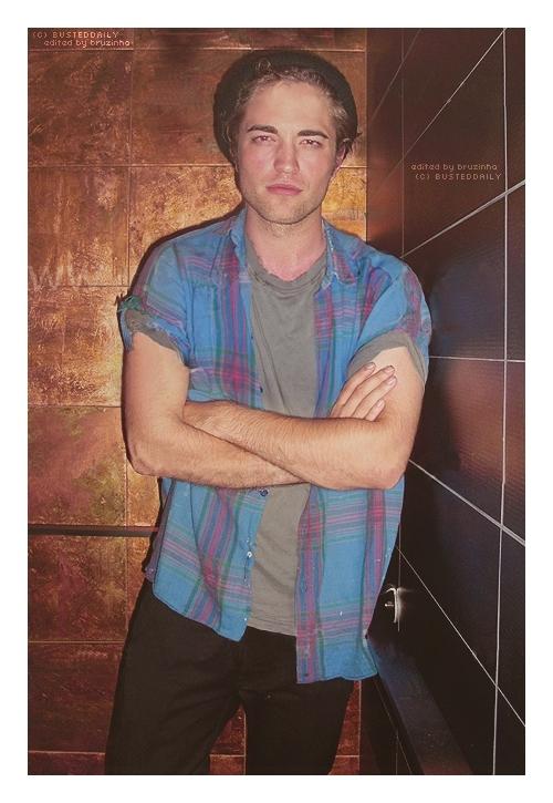 더 많이 new/old pictures of Rob