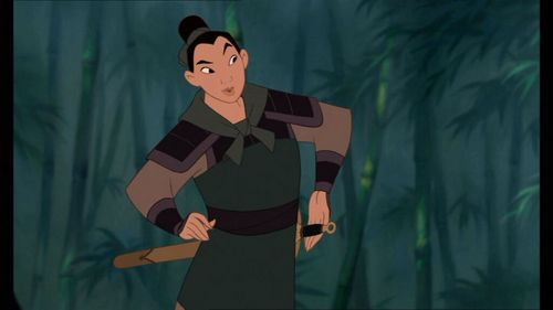 Mulan - mulan Screencap