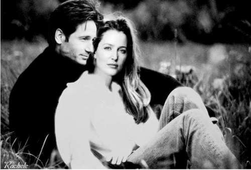 Mulder and Scully Manip