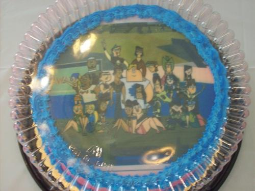 My 11th B-Day Cake