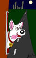 My Absolutley EPIC Disney Bolt Fan Art - bolt-the-dog fan art