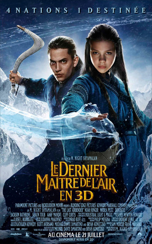 New Airbender Poster
