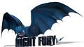 Night Fury - how-to-train-your-dragon fan art