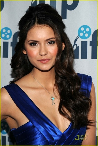 Nina Dobrev: Independent Filmmaker Project Pretty