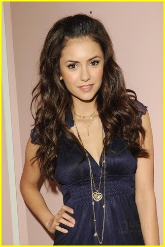 Nina Dobrev is PIX Pretty
