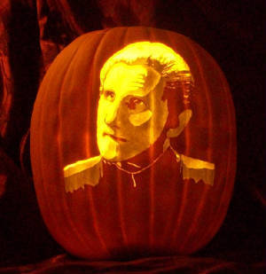 Odo - the pumpkin!!!